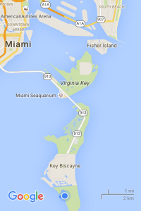 Made it to Key Biscayne Friday about 2p.