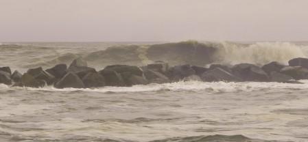 turbulent inlet