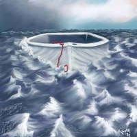 Dinghy (Corel Painter X3)