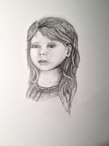 Ashley (pencil)