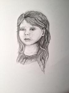 Ashley (pencil)