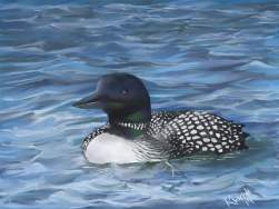 Loon (Corel Painter X3)