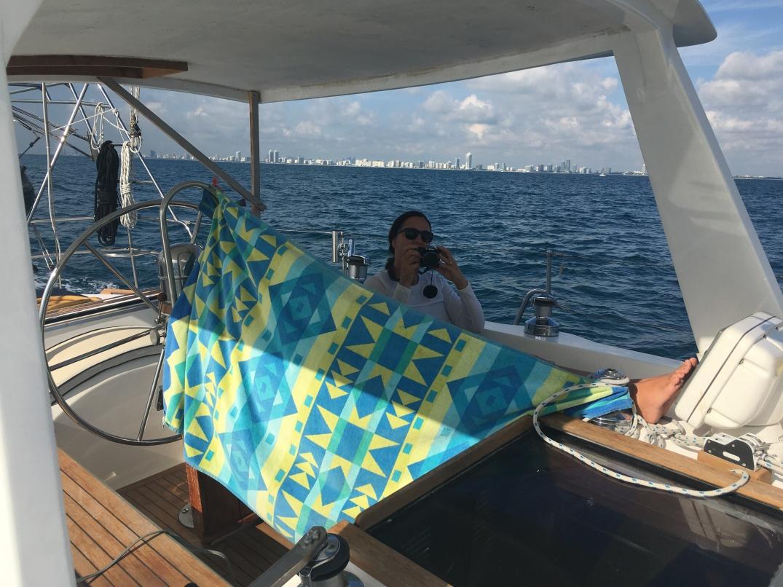 Miami - towel