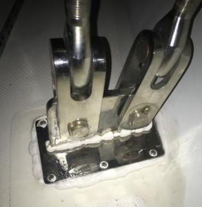 Shrowd Base plate